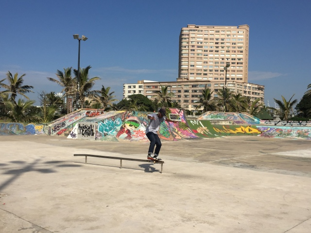 Durban Skateboarding