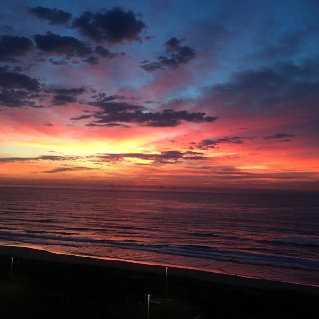 Durban Sunrise